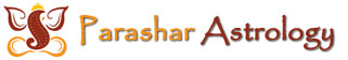 Parashar Astrology Logo